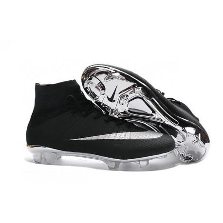 scarpe nike argento calcio