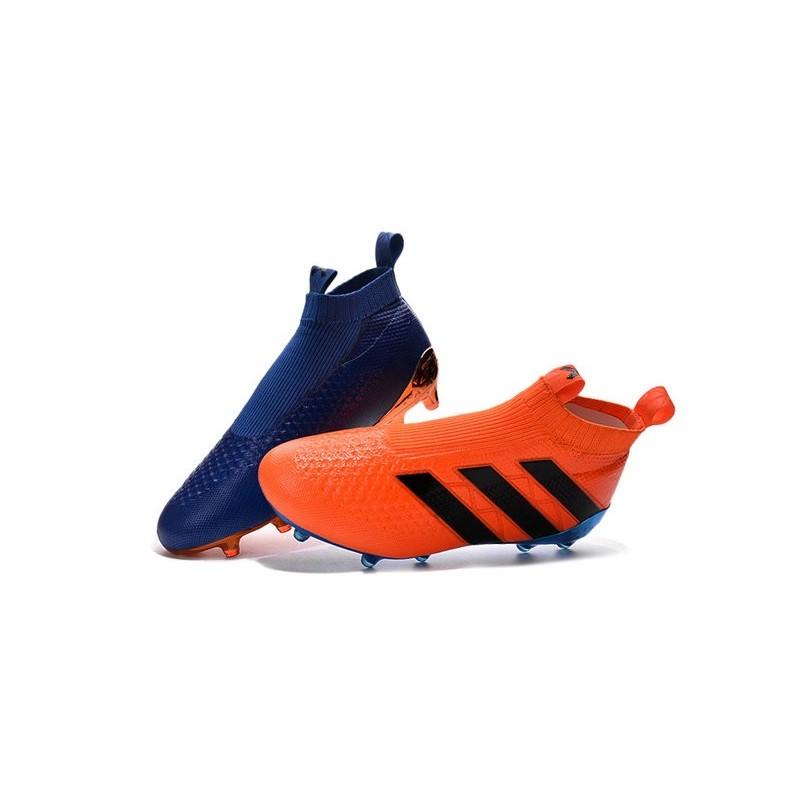 Adidas Calcio Bianche E Blu