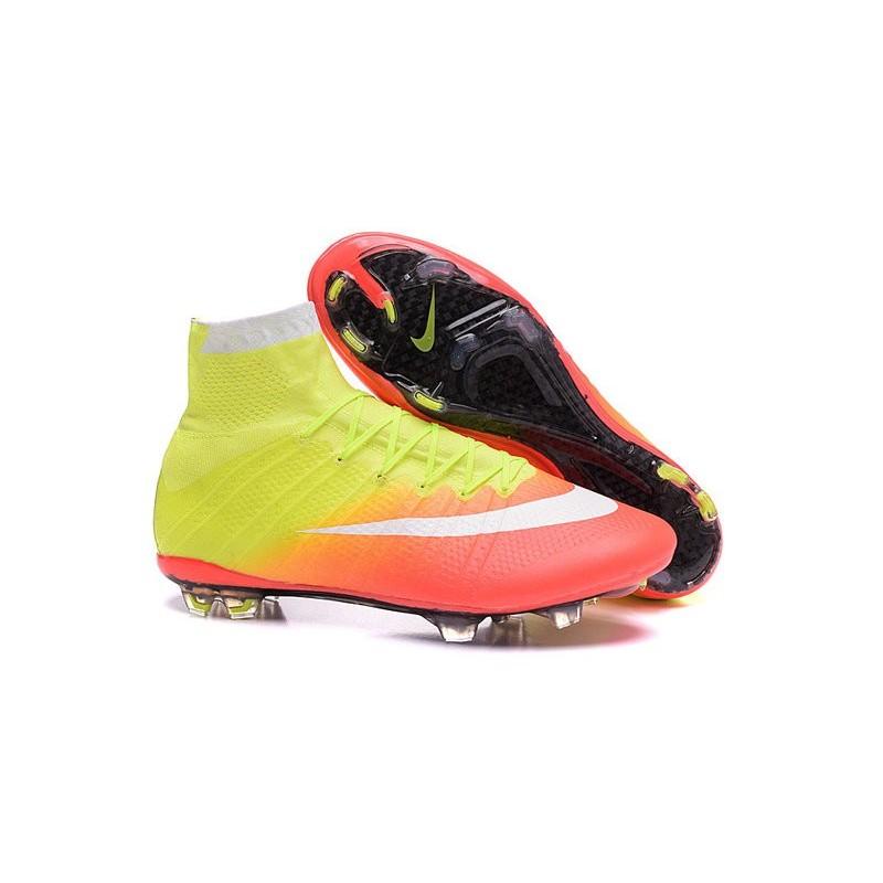 scarpe calcio nike mercurial alte