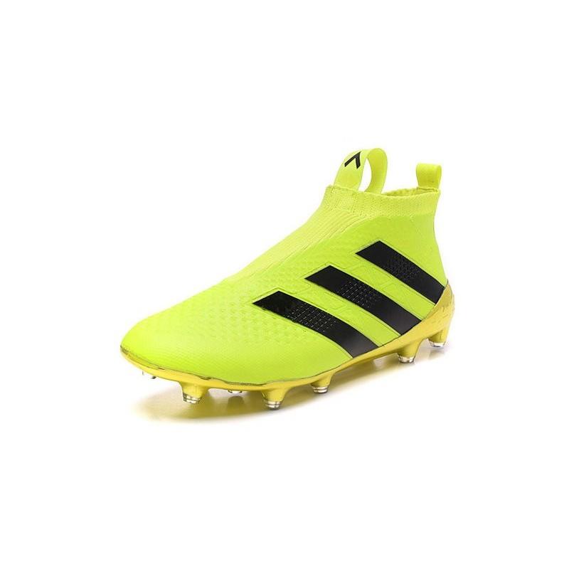 Adidas Ace Nere Oro