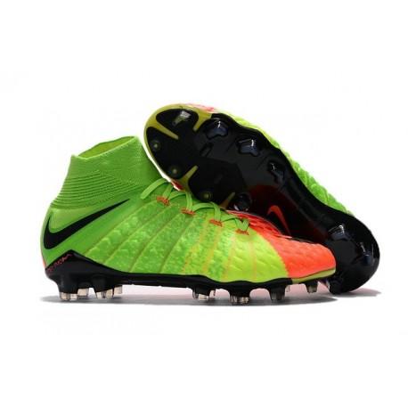 scarpe calcio nike con calzino