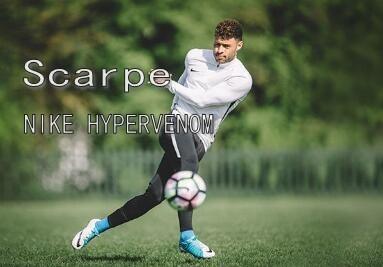 Nuove Scarpe da Calcio Nike Hypervenom Phantom III DF FG