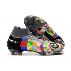 Dani Alves SCAPRA Nike Mercurial Superfly VI 360 Elite FG