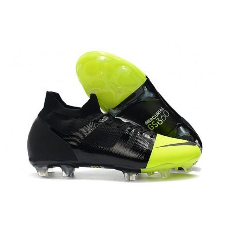 Nike Mercurial GS360 Green Speed Nero Verde