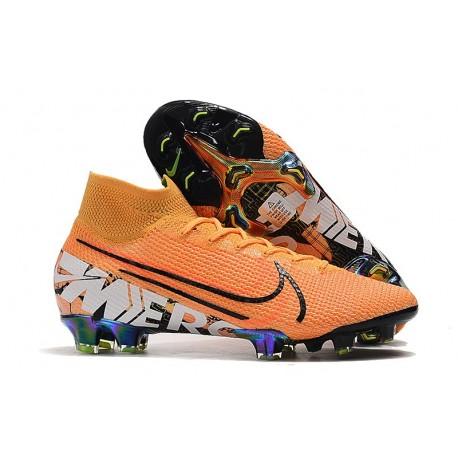 Nike Mercurial Superfly VII Elite FG Scarpe - Arancione