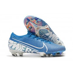 Nike Mercurial Vapor 13 Elite FG Scarpe - New Lights Blu
