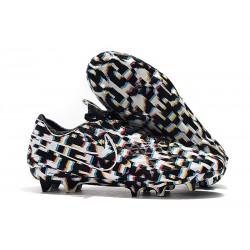 Scarpe Nike Tiempo Legend VIII Elite FG - Nero Bianco