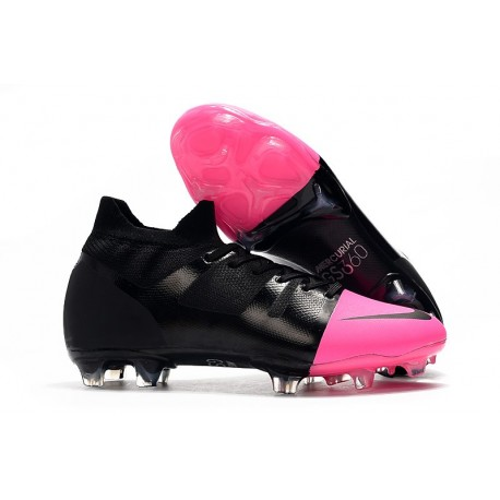 Nike Mercurial GS360 Green Speed Nero Rosa
