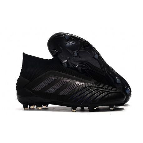 adidas Predator 19+ FG Scarpe da Calcio Nero