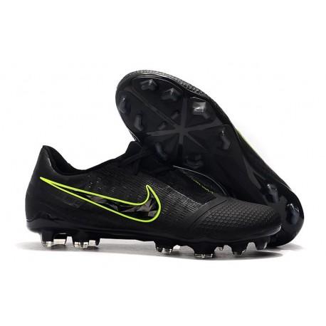 Scarpa Nuovo Nike Phantom Vnm Elite FG Nero Volt