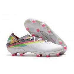 adidas Scarpe da Calcio Nemeziz 19.1 FG - Bianco Multicolor