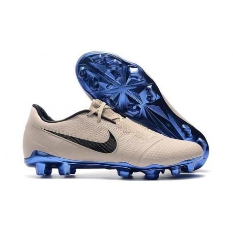 Scarpa Nuovo Nike Phantom Vnm Elite FG Sabbia Nero