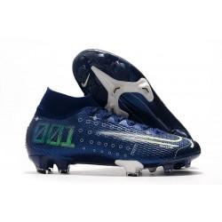 Nike Dream Speed Mercurial Superfly VII Elite FG Scarpe - Blu