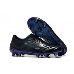 Nuovo Tacchetti da Calcio Adidas Copa 19.1 FG Nero