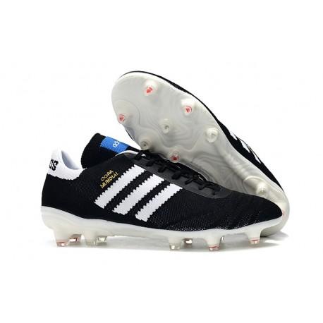 Nuovo Tacchetti da Calcio Adidas Copa 19.1 FG Nero Bianco