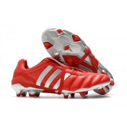 Scarpe Nuovo Adidas Predator Mania Og FG Predator Rosso