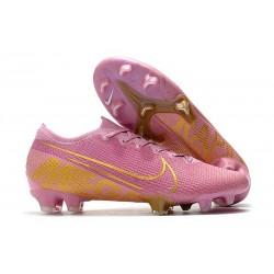 Nike Scarpe da Calcio Mercurial Vapor 13 Elite FG ACC Rosa Oro