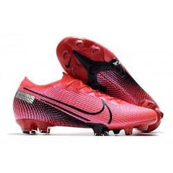 Nike Scarpe da Calcio Mercurial Vapor 13 Elite FG ACC Cremisi Laser Nero