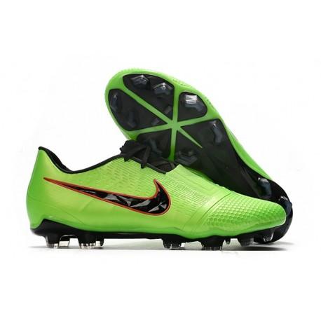 Nike Scarpe Calcio Phantom Venom Elite FG Verde Strike Nero