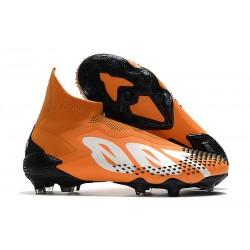 adidas Predator Mutator 20+ FG Arancio Bianco Nero