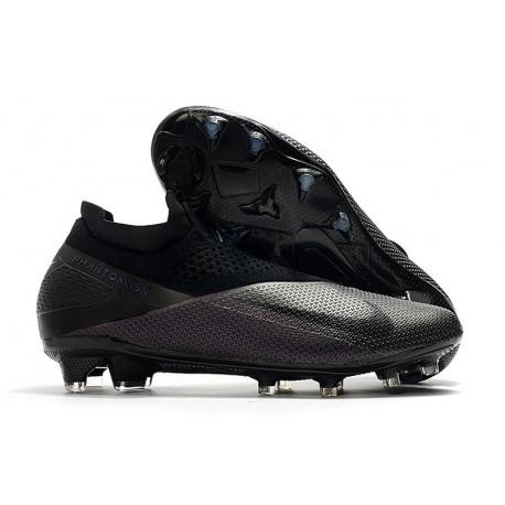 Scarpe Nike Phantom Vision 2 Elite DF FG - Nero