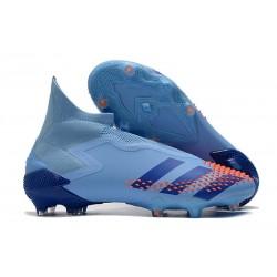 Scarpe adidas Predator Mutator 20+ FG Blu Arancione