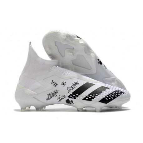 Scarpe adidas Predator Mutator 20+ FG Bianco Nero