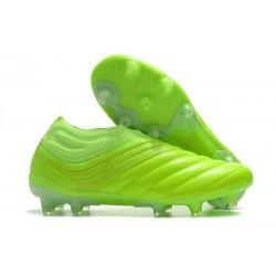 Scarpe da Calcio adidas Copa 20+ FG Verde Signal Bianco