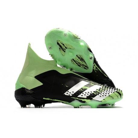Scarpe adidas Predator Mutator 20+ FG Nero Verde Bianco