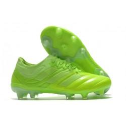 adidas Nuovo Scarpa Copa 20.1 FG Verde Signal Bianco