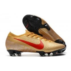 Scarpe Nike Mercurial Vapor 13 Elite FG Oro Rosso