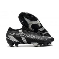 Scarpe Nike Mercurial Vapor 13 Elite FG Future Nero Argento