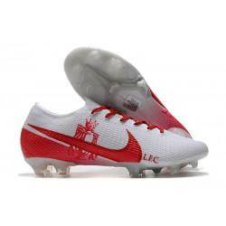 Scarpe Nike Mercurial Vapor 13 Elite FG LFC Bianco Rosso