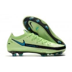 Scarpe 2021 Nike Phantom GT Elite FG Verde Blu Nero
