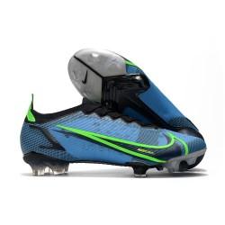 Nike Mercurial Vapor 14 Elite fg Blu Nero Volt