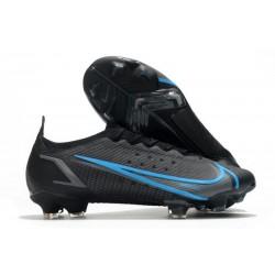 Nike Mercurial Vapor 14 Elite fg Nero Grigio Ferro