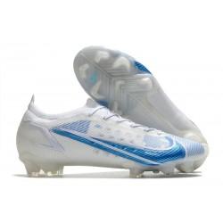 Nike Mercurial Vapor XIV Elite fg Bianco Blu