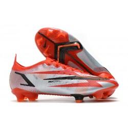 Nike Mercurial Vapor 14 Elite fg Rosso Cile Nero Ghost Arancione Total