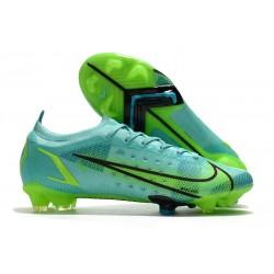 Nike Mercurial Vapor 14 Elite fg Turchese Dinamico Lime Glow