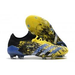 Scarpa adidas Predator Freak.1 Low FG X-Men Wolverine - Giallo Argento