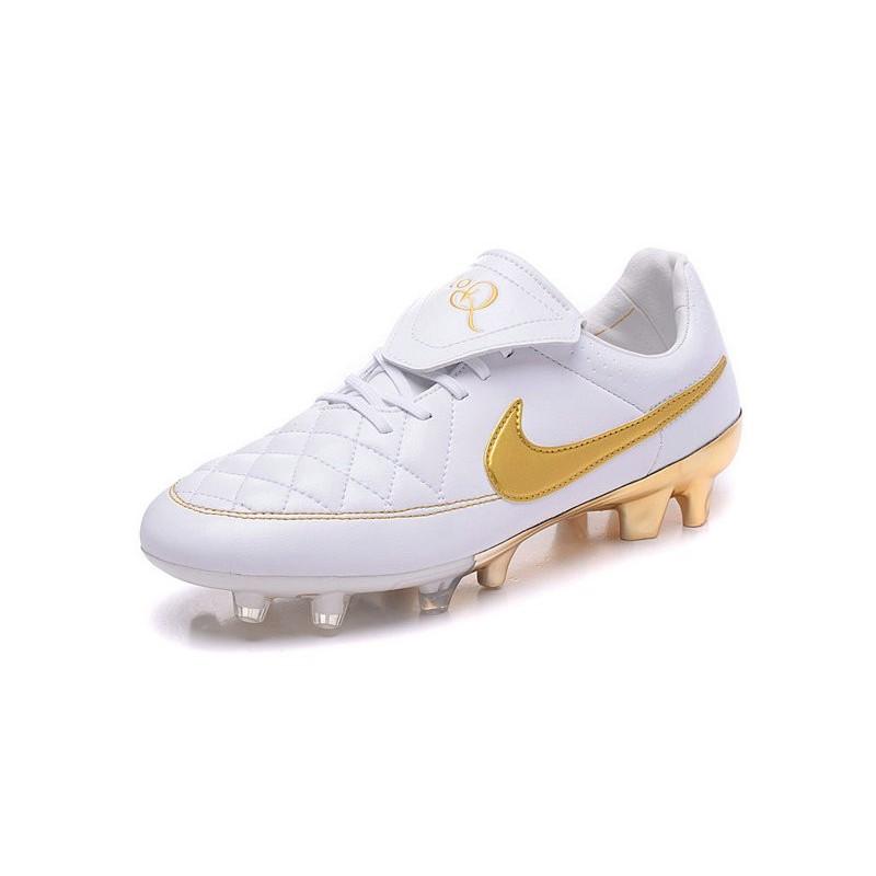 scarpe calcio nike bianche