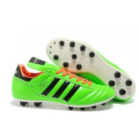 Adidas - Copa Mundial, Scarpe Da Calcio da per uomo Verde Arancione Nero