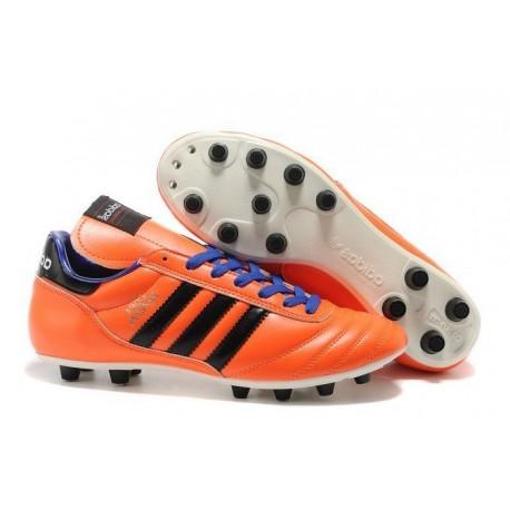 2015 adidas - Copa Mundial, Scarpe da calcio da uomo Arancione Nero Viola