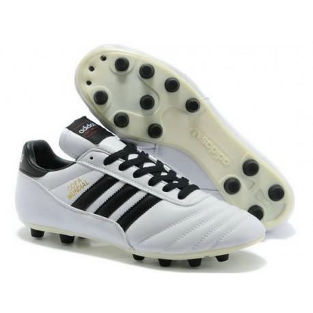 Scarpe Calcio Adidas Copa Mundial FG Nuove Bianco Nero