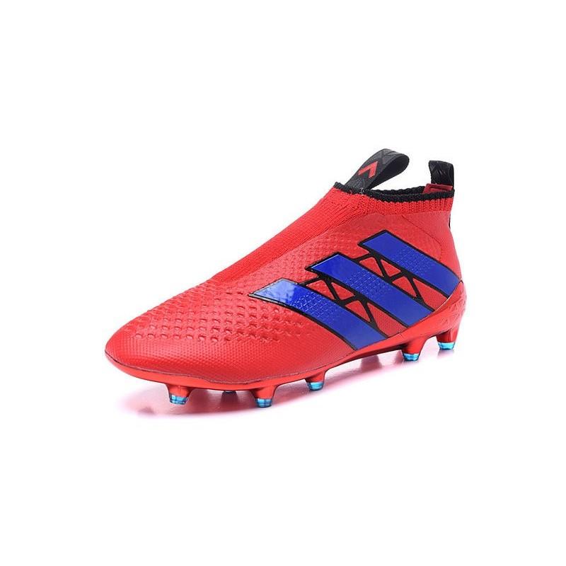 scarpe da calcio adidas bianche e rosse