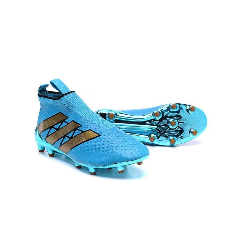 16Purecontrol Fg Nuovi Blu Adidas Calcio Scarpette Ag Ace Oro Da NnvmOwy80P
