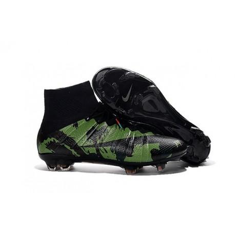 2016 Scarpe calcio Nike Mercurial Superfly FG - Uomo - Camo Nero