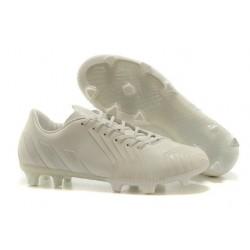 Nuove Adidas Predator LZ TRX FG Scarpe da Calcio Tutto Bianco