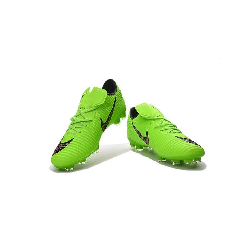 Verde Vapor Fg Calcio Nero Scarpe Nike 2016 Mercurial Xi VpqSzMUG