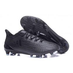 2016 Adidas X 16.1 AG/FG Scarpini Calcio tutto Nero